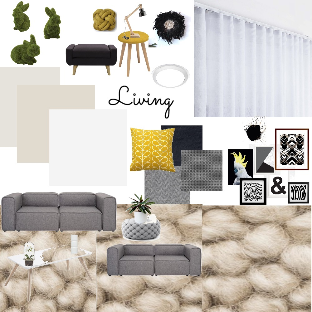 room 2 living Mood Board by Anna on Style Sourcebook