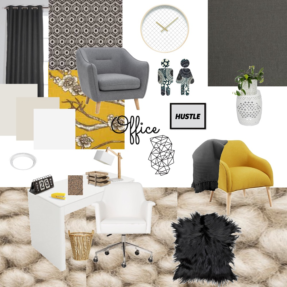 Room 3 office Mood Board by Anna on Style Sourcebook