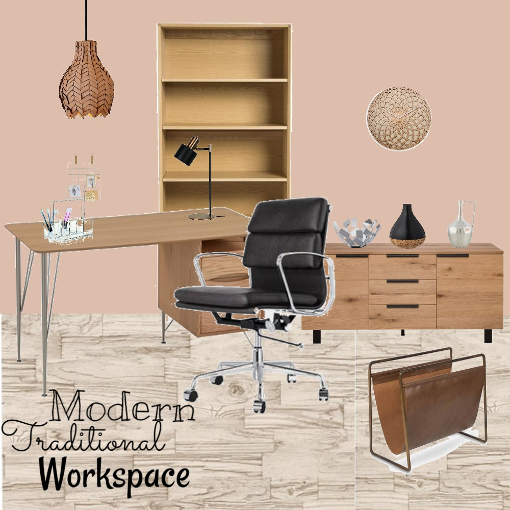 workspace Mood Board by andialifda on Style Sourcebook