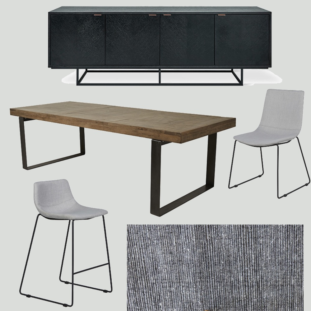 Rachel and Tim - Dining Area Mood Board by KMK Home and Living on Style Sourcebook