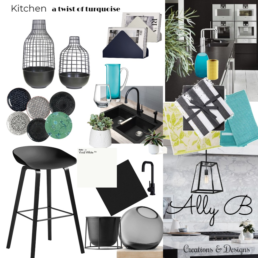 Kitchen Mood Board by allyb on Style Sourcebook