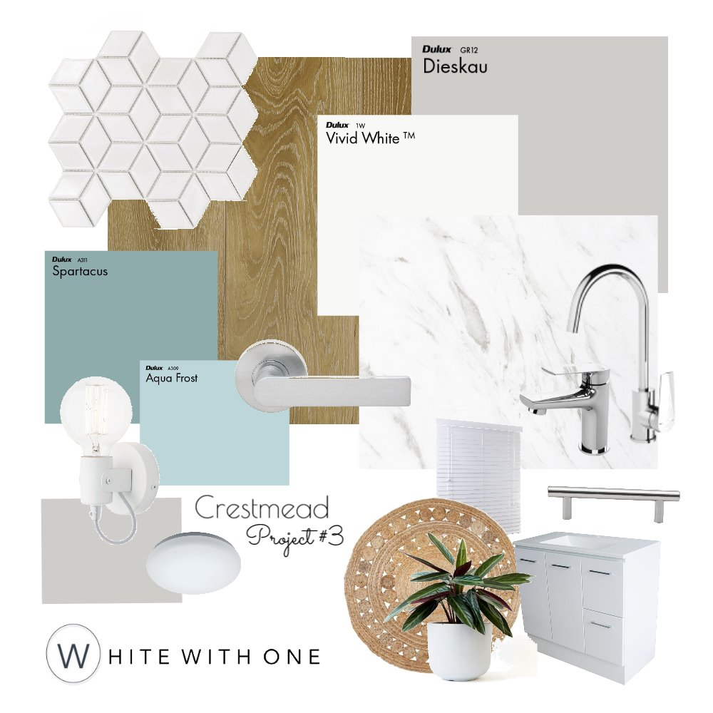 White Calm Mood Board by White With One Interior Design on Style Sourcebook