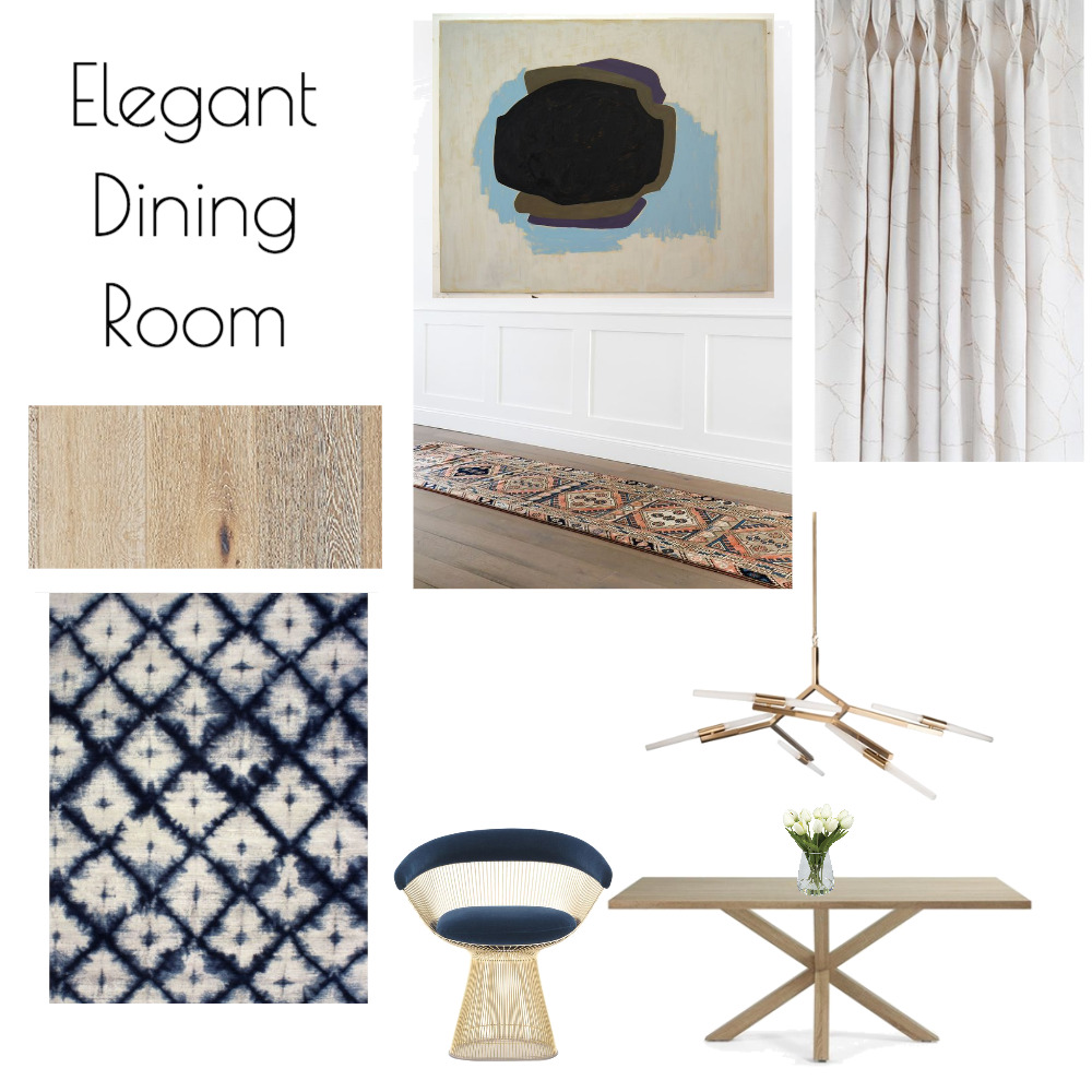 Dining Room Mood Board by asadofsky on Style Sourcebook