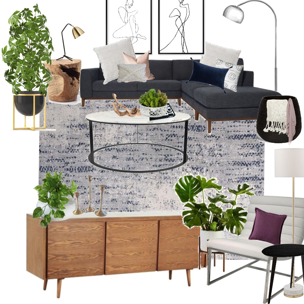 Living Room Interior Design Mood Board by JessT85 on Style Sourcebook
