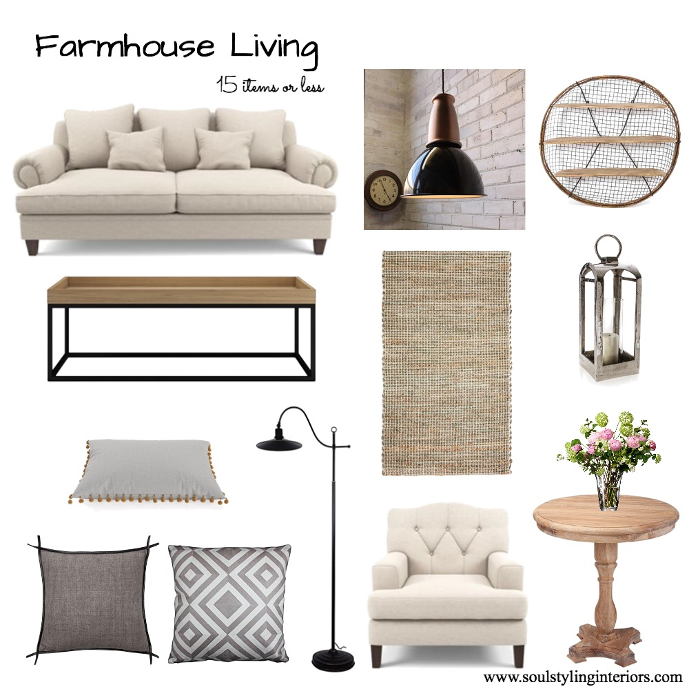 Farmhouse Living Mood Board by Krysti-glory90 on Style Sourcebook