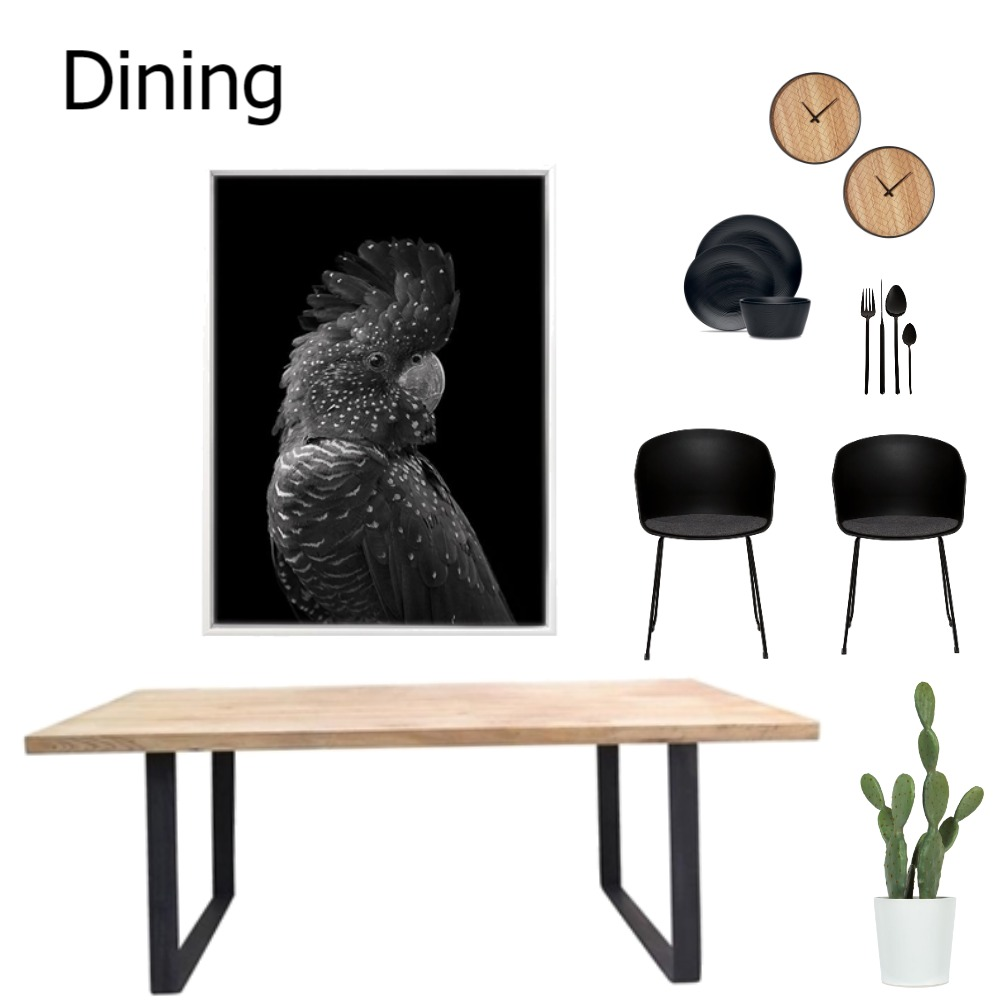 Dining Room Mood Board by lseamer on Style Sourcebook
