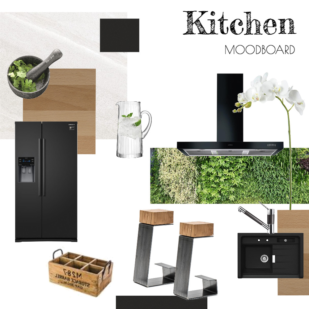 Kitchen Mood Board by Tina on Style Sourcebook