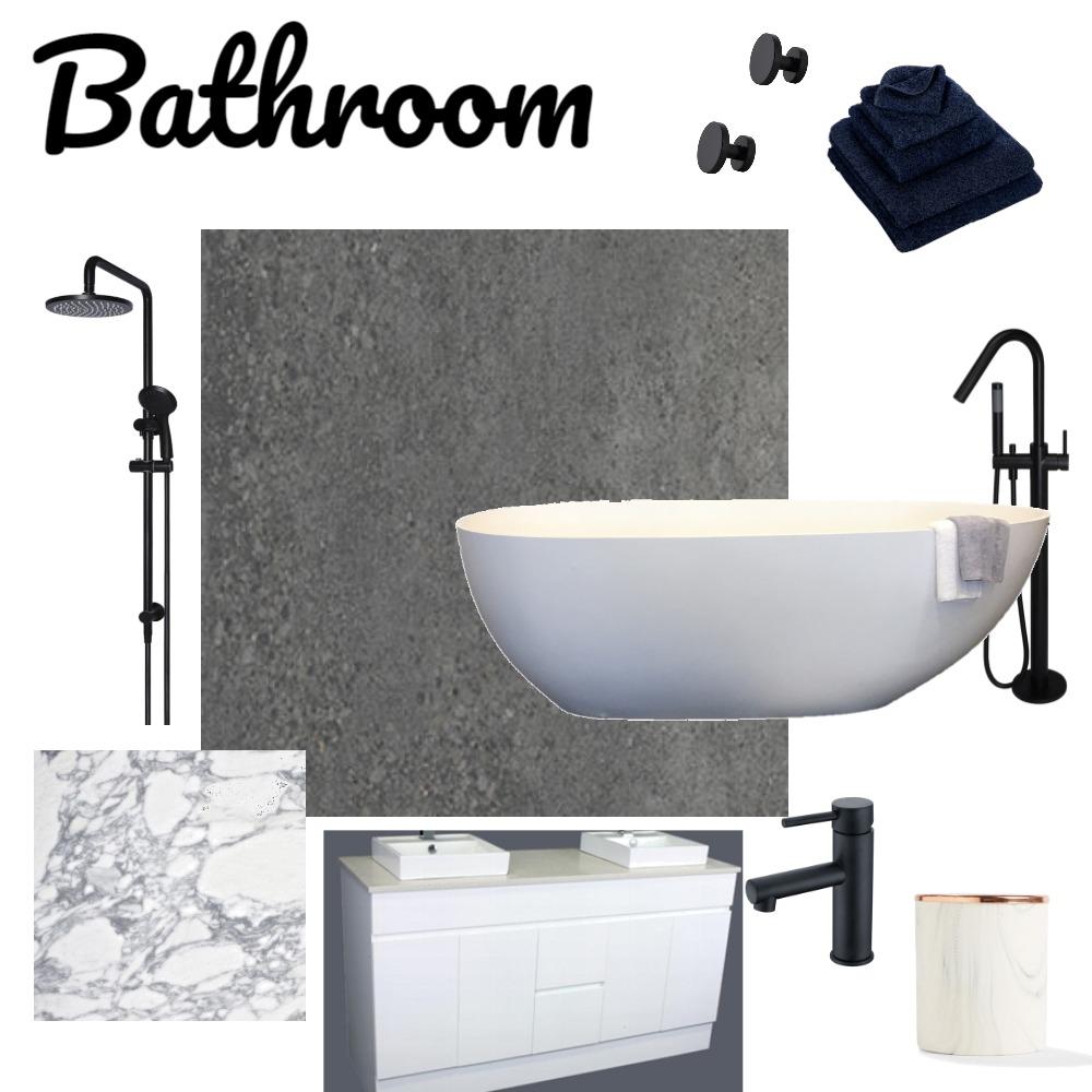 Main Bathroom Mood Board by lseamer on Style Sourcebook