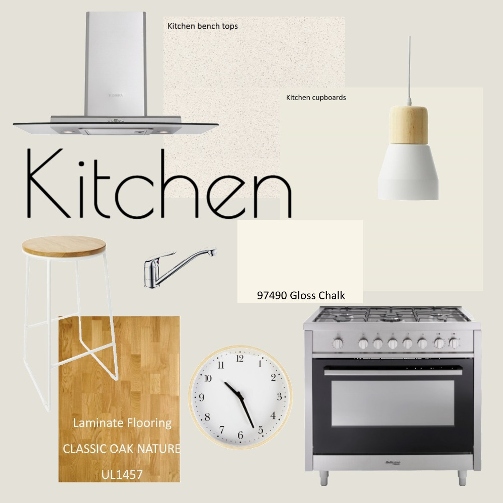 Kitchen Mood Board by Iwonar on Style Sourcebook