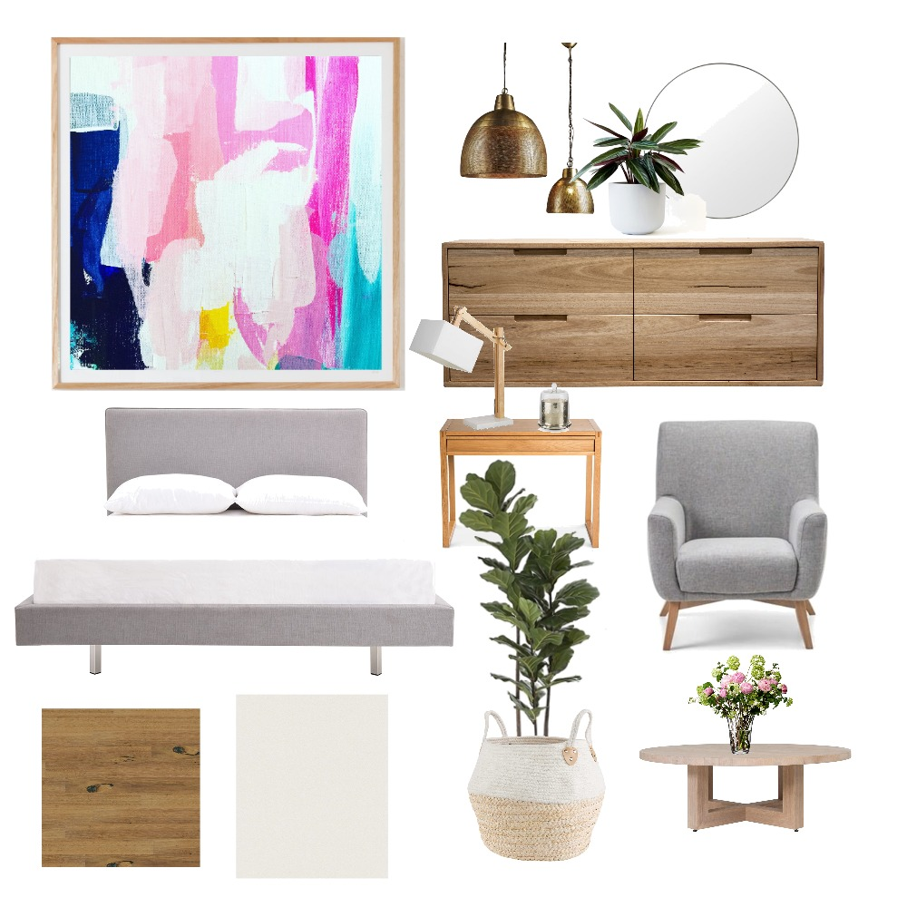 Bedroom Mood Board by kiara_design on Style Sourcebook