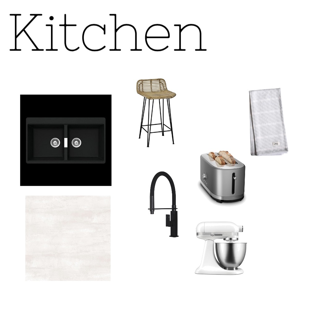 Kitchen Mood Board by EmmaB101 on Style Sourcebook