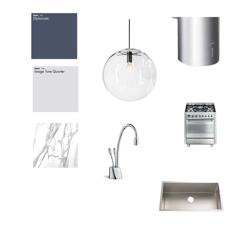 Pall Mall Kitchen Mood Board by Brinnie T Design on Style Sourcebook
