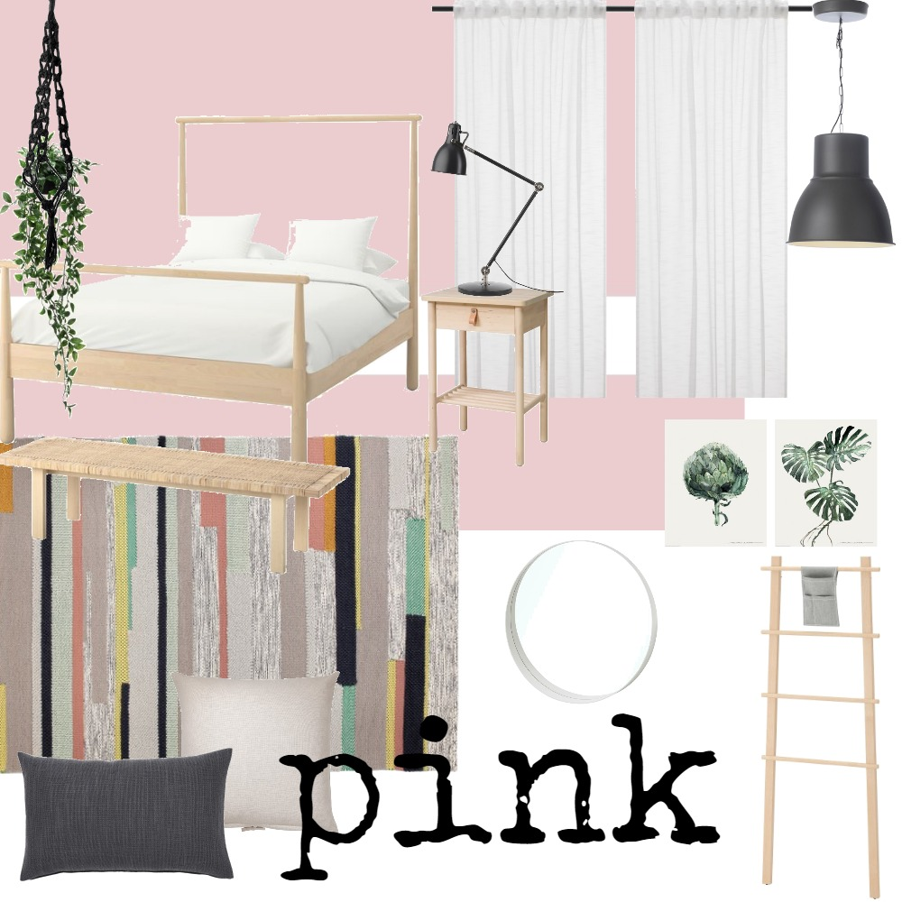 pink room Mood Board by naamaetedgi on Style Sourcebook