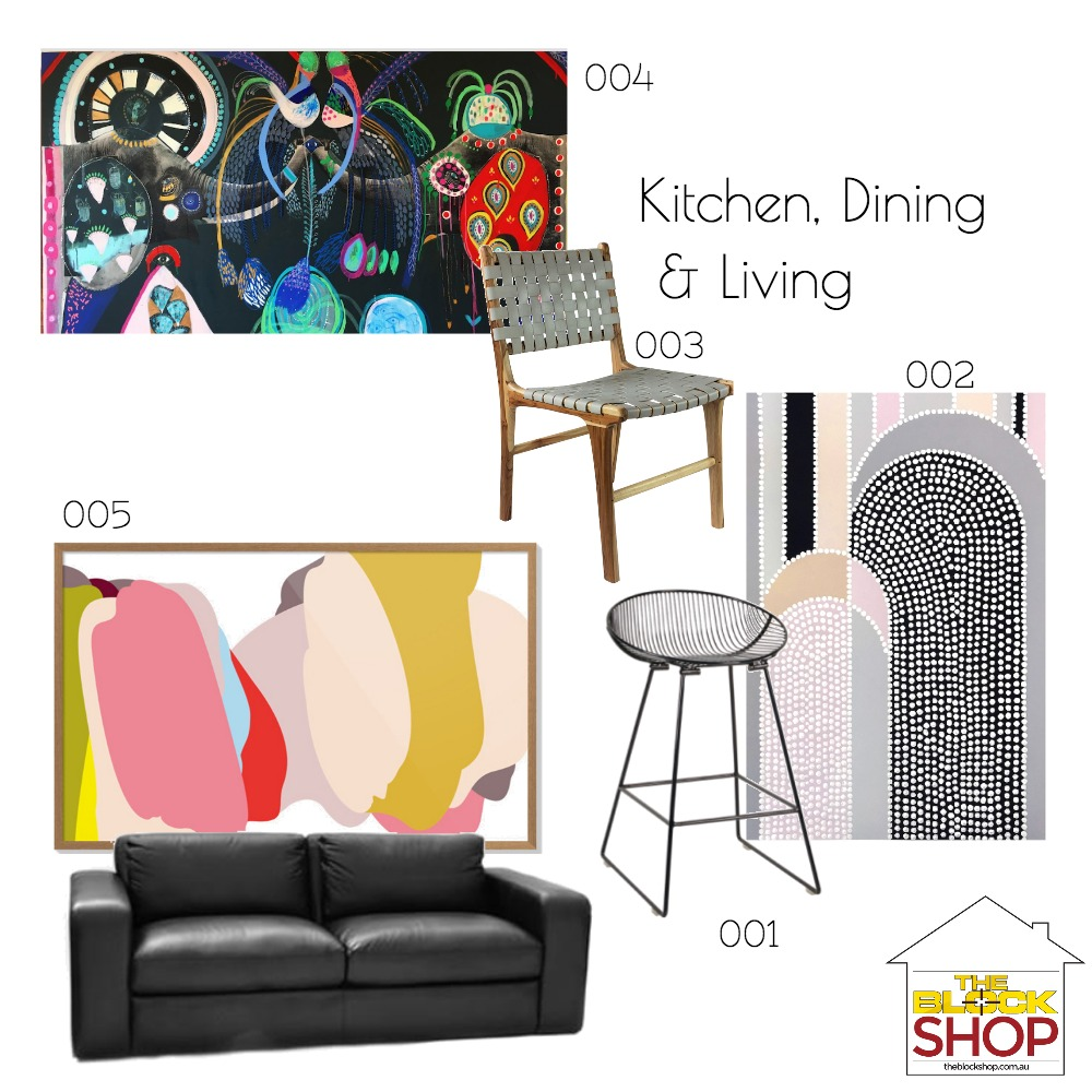 Jane McKinnes Living, Dining, Kitchen Mood Board by harriehighpants on Style Sourcebook