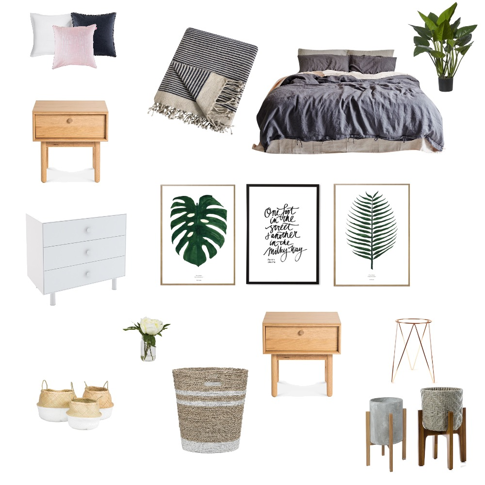 B E D R O O M Mood Board by jessandgabe on Style Sourcebook