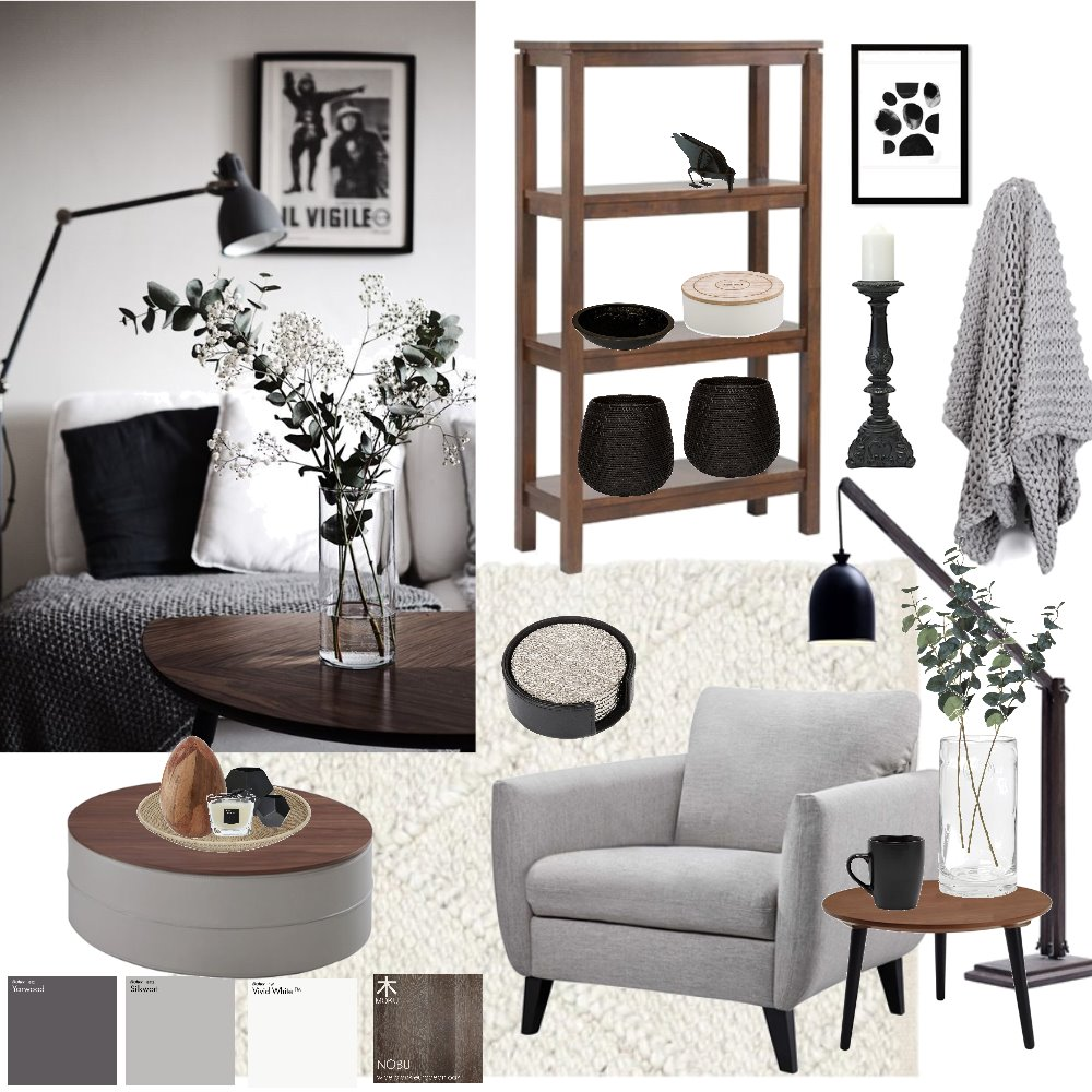 Lounge Room Mood Board by Geotoria on Style Sourcebook