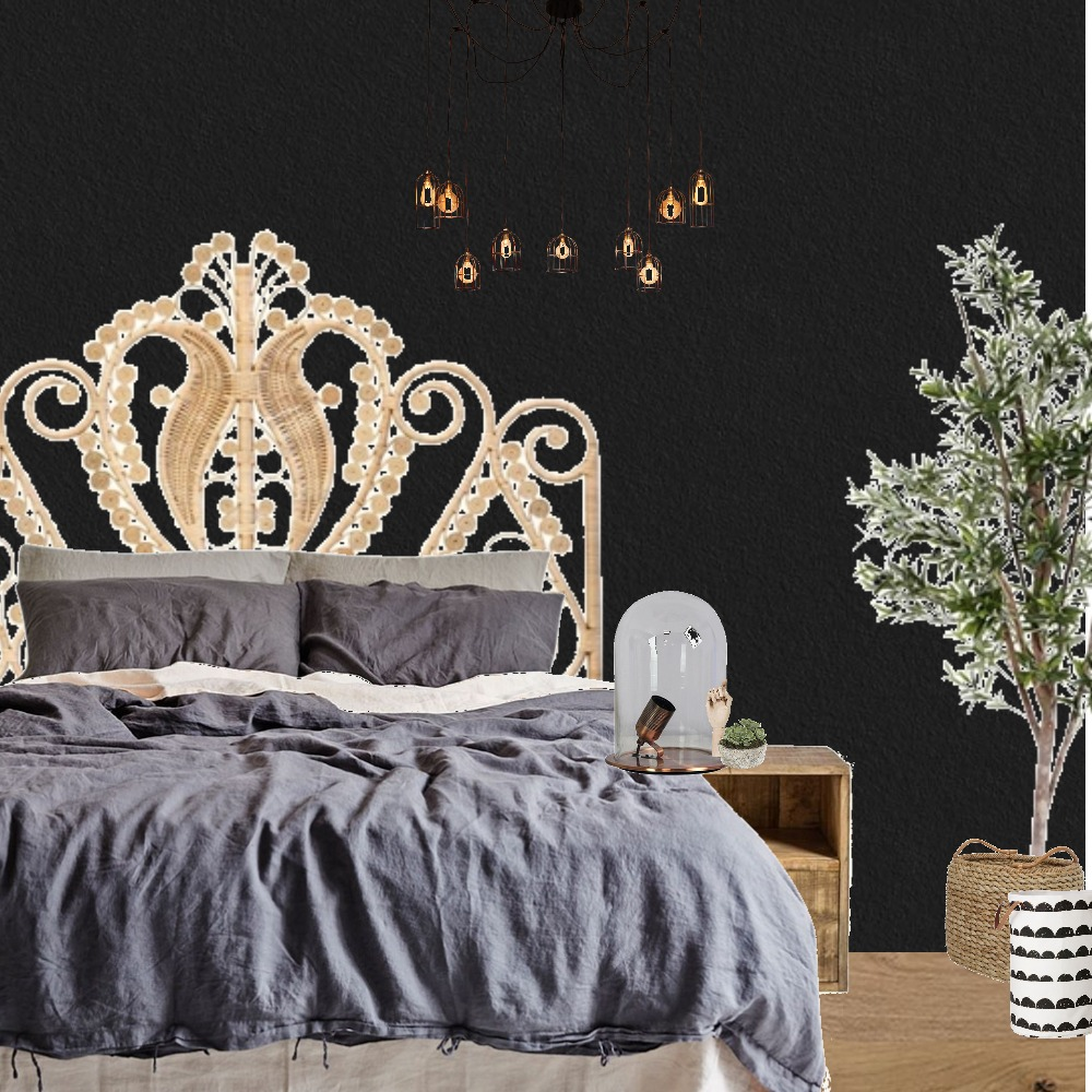 bedroom Mood Board by LIZAS on Style Sourcebook