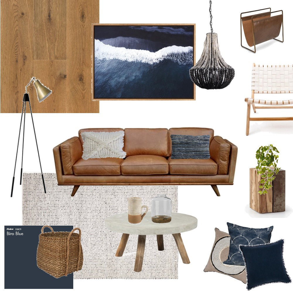 Moody Blues Mood Board by jemima.wiltshire on Style Sourcebook