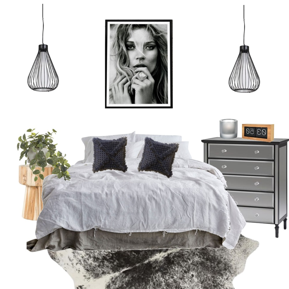 Chic bedroom Mood Board by Harp Interiors on Style Sourcebook