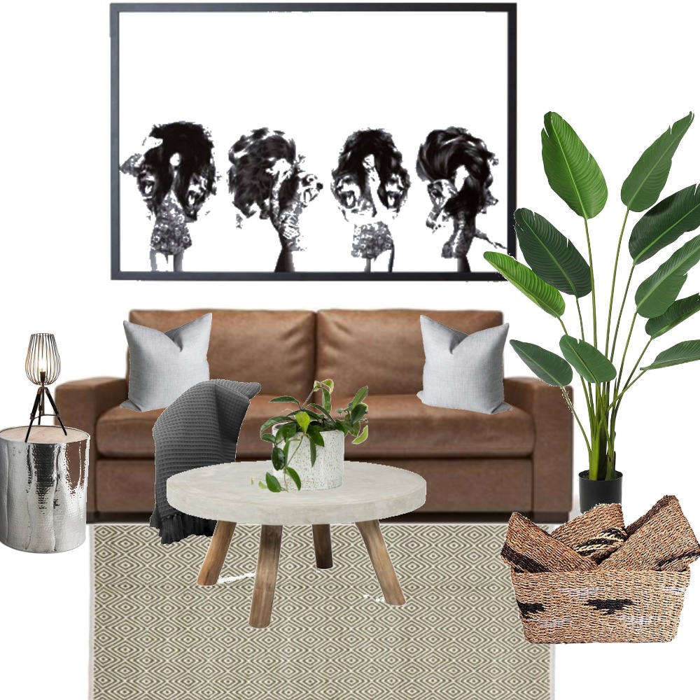 Lounge Mood Board by Harp Interiors on Style Sourcebook