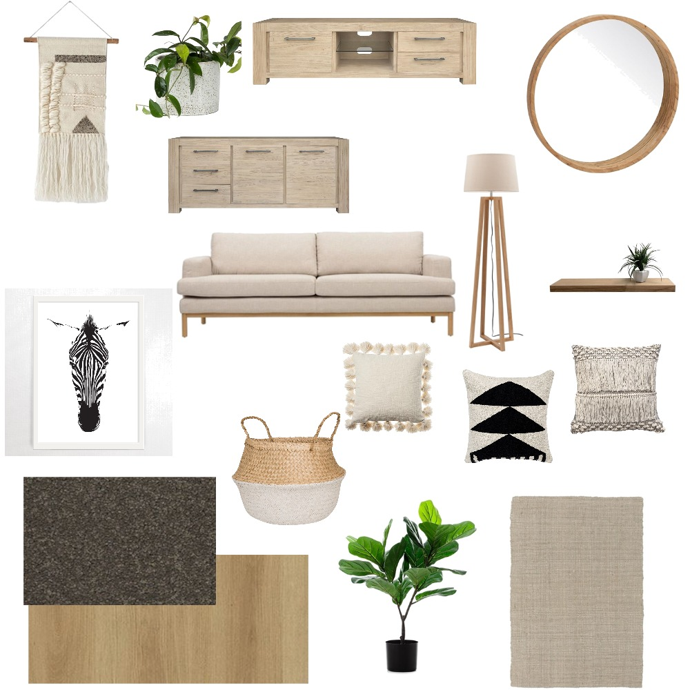 Naturals Scandi Mood Board by TahleahWilliams on Style Sourcebook