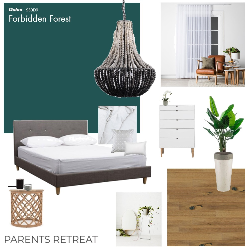 PARENTS RETREAT Interior Design Mood Board by mortarandnoir on Style Sourcebook