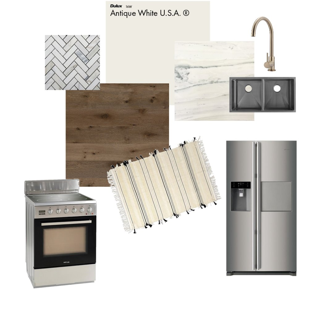 Dad's Kitchen Mood Board by HannahC on Style Sourcebook