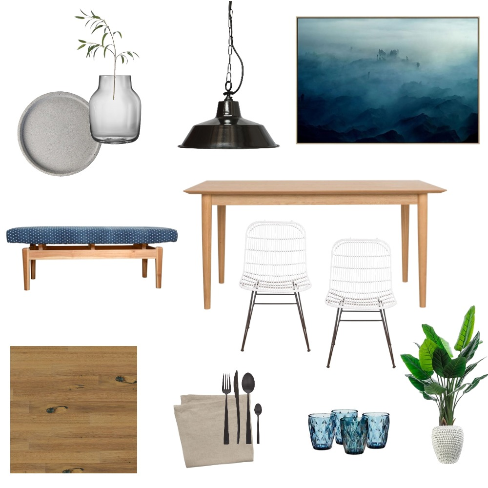 dining Mood Board by mortarandnoir on Style Sourcebook