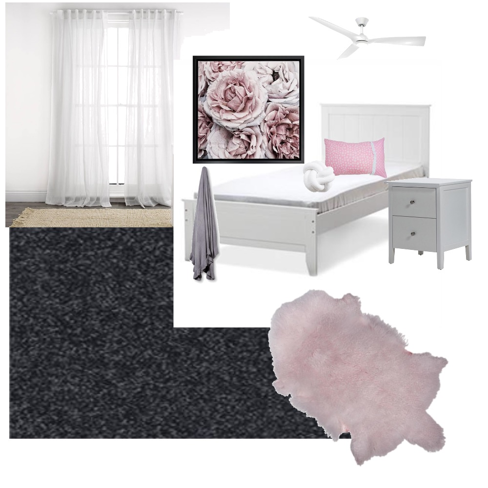 Girls Room Mood Board by CrystalLeigh on Style Sourcebook