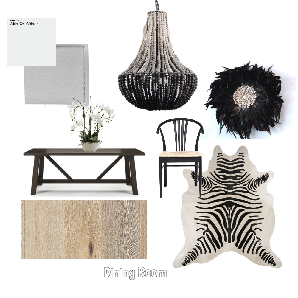 Dining Room Mood Board by SarahFoote on Style Sourcebook