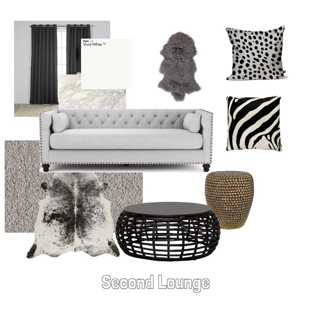 Second Lounge Mood Board by SarahFoote on Style Sourcebook
