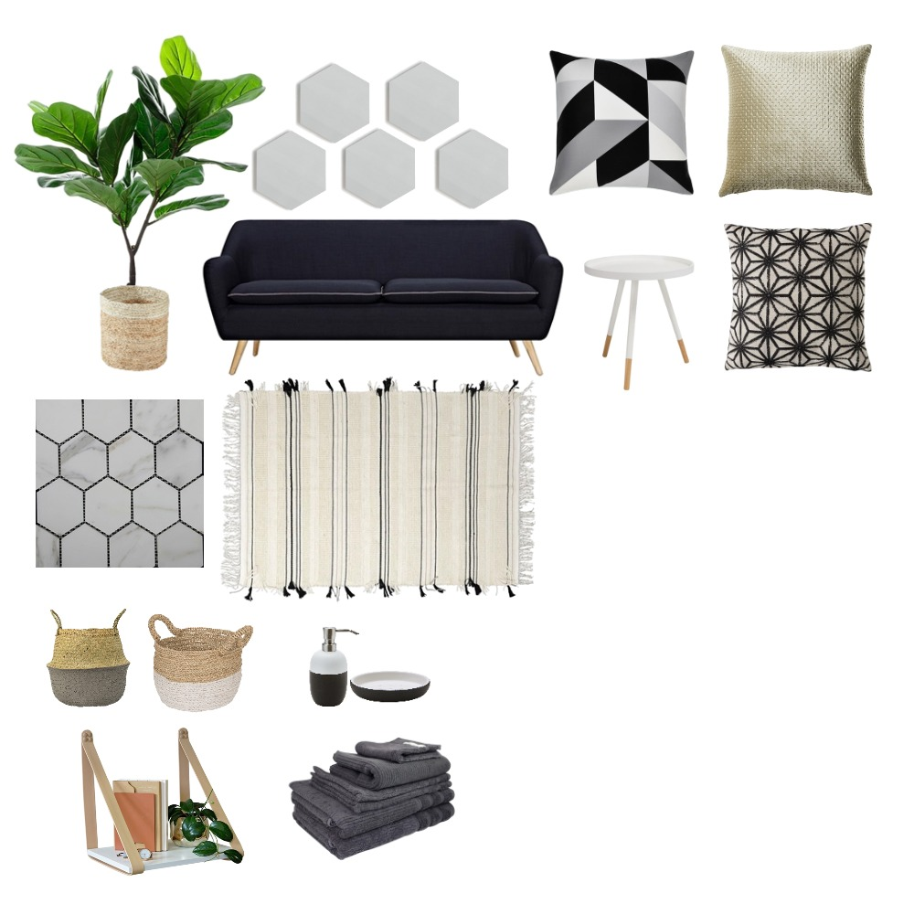Geo Scandinavian Mood Board by 215tizzy on Style Sourcebook