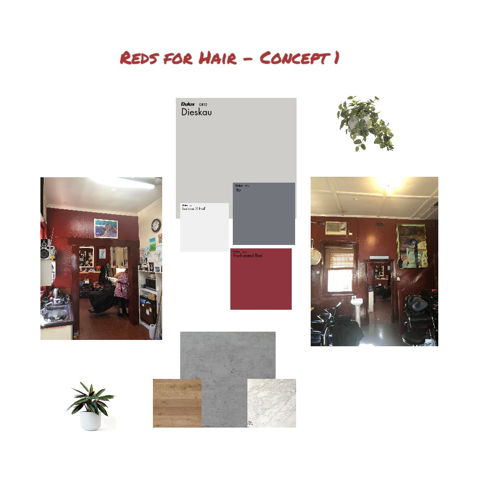 Reds for Hair 4 Mood Board by Home By Jacinta on Style Sourcebook