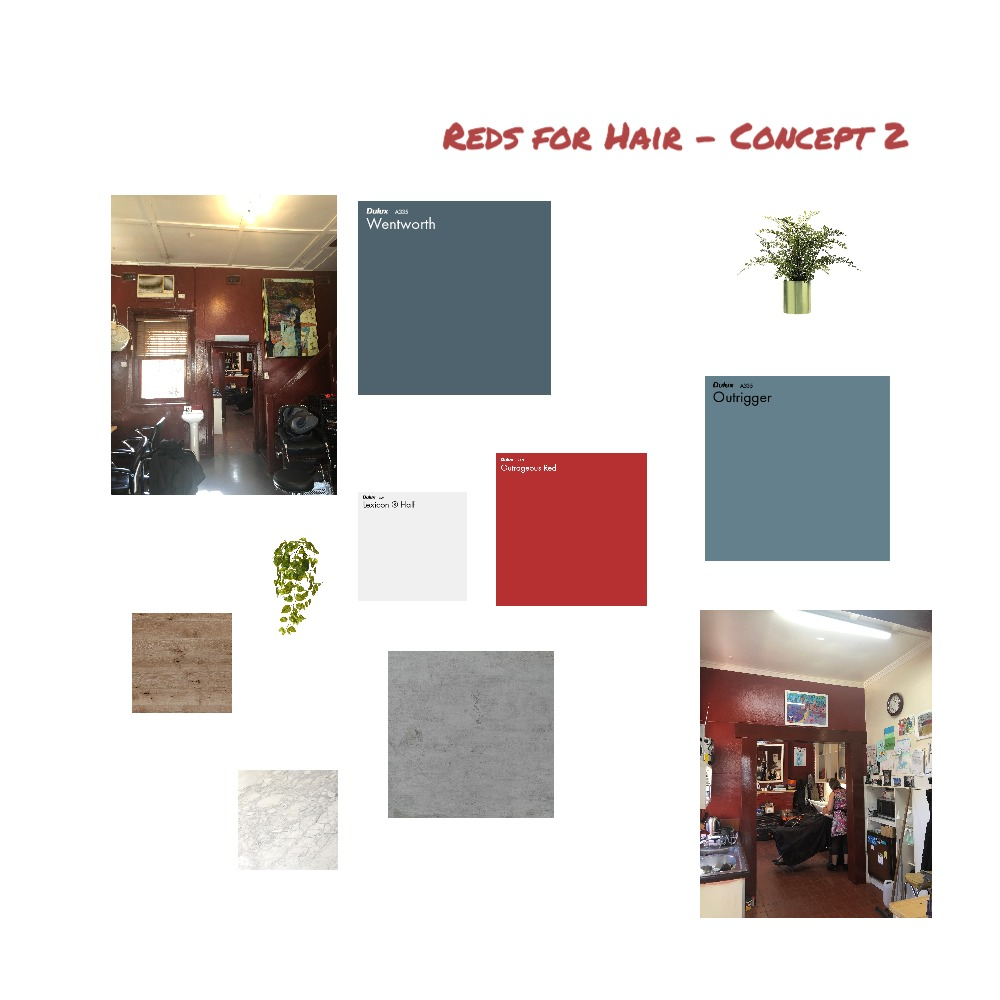 Reds for Hair2 Mood Board by Home By Jacinta on Style Sourcebook