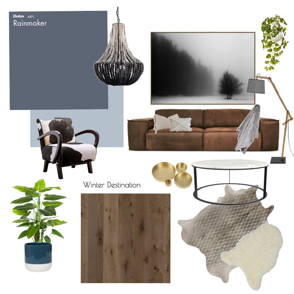 Winter Destination Interior Design Mood Board by emersondesign_ on Style Sourcebook