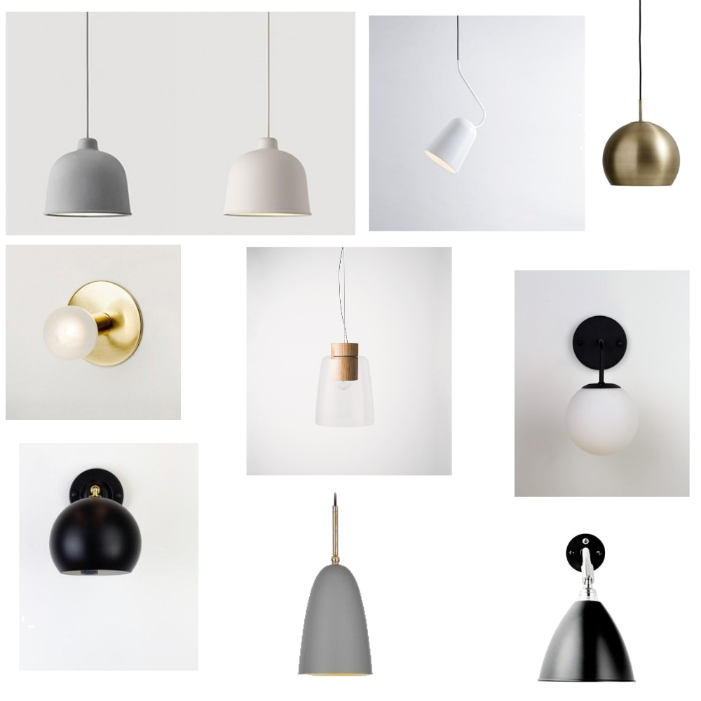 Pendants and wall lights Mood Board by Talia on Style Sourcebook