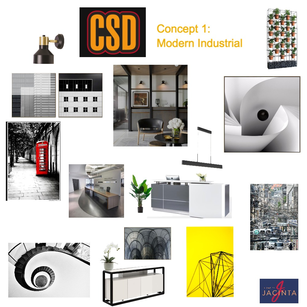 CSD industrial concept Mood Board by Home By Jacinta on Style Sourcebook