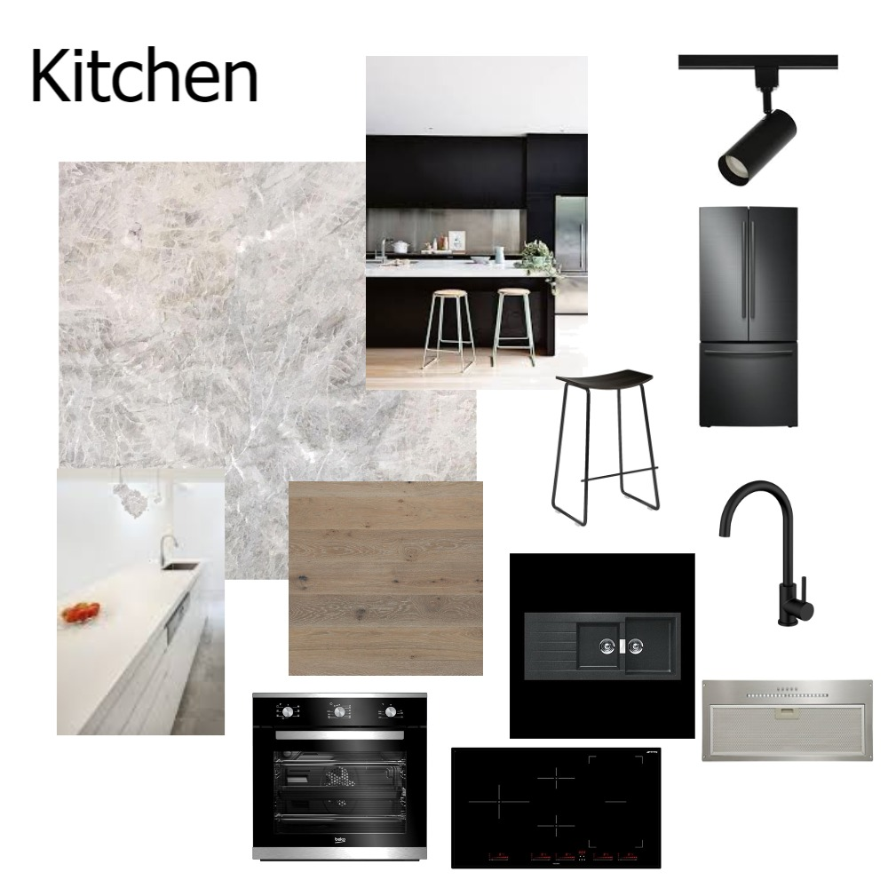 Kitchen Mood Board by lseamer on Style Sourcebook
