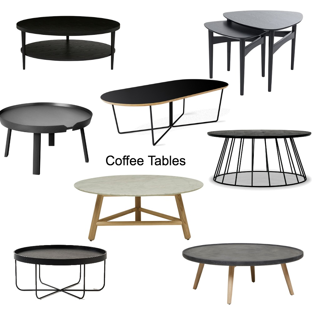 Coffee Tables Mood Board by Talia on Style Sourcebook