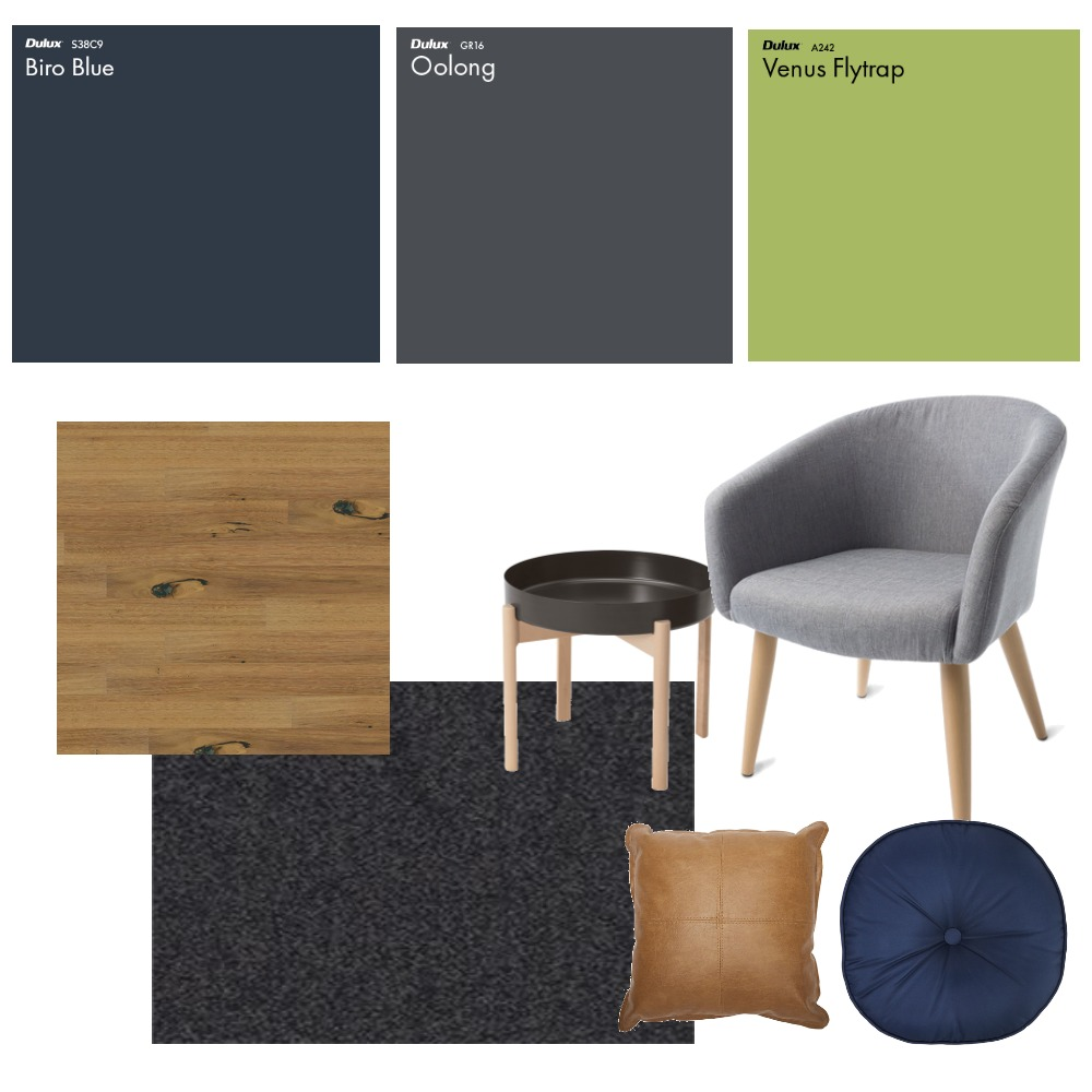 CS#1 Office Mood Board by Bonnie on Style Sourcebook