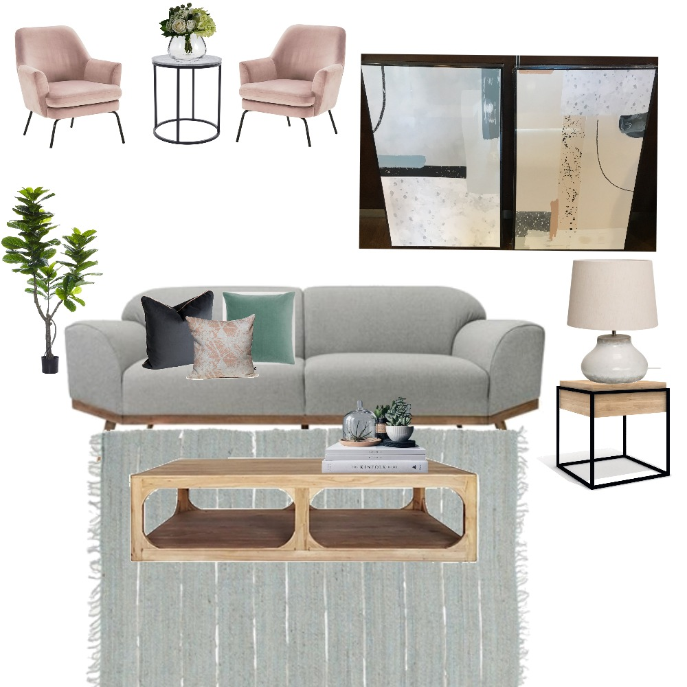 Living room Mood Board by OliviaW on Style Sourcebook