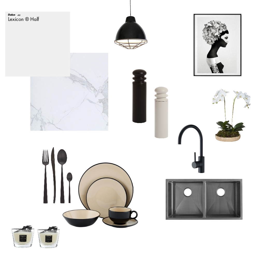 kitchen Inspo Mood Board by NicoleVella on Style Sourcebook