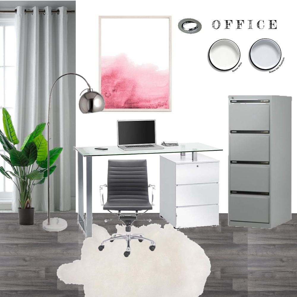 Office Mood Board by Meganssch on Style Sourcebook