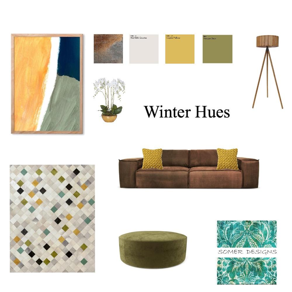 Winter Hues Mood Board by Sharni Wheatley on Style Sourcebook