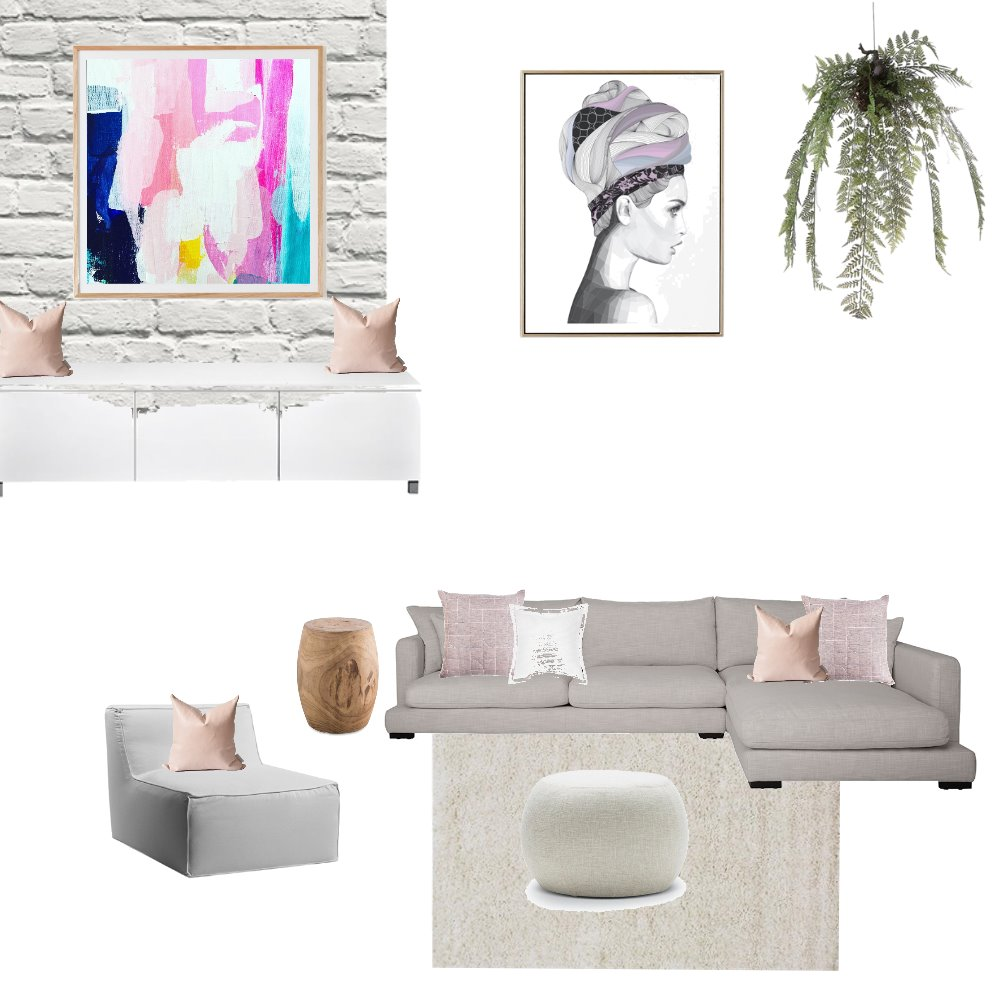 Living room Mood Board by laurakrizay on Style Sourcebook