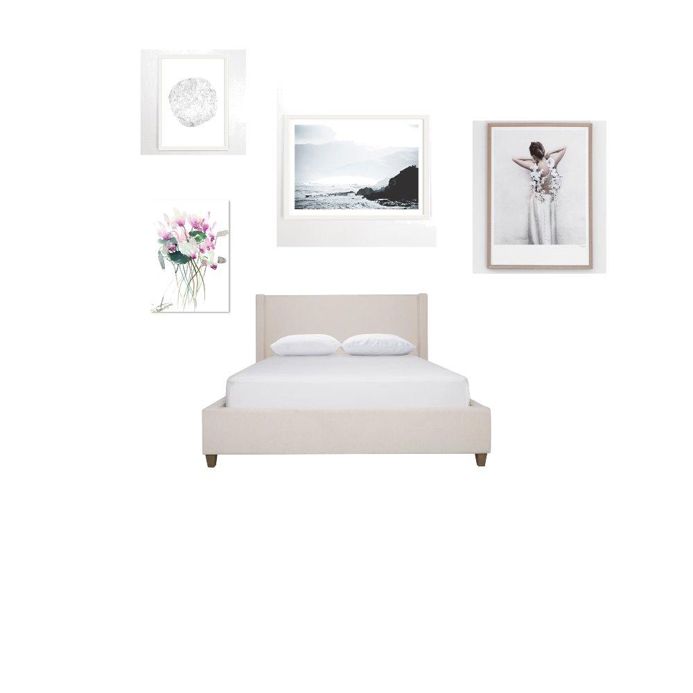 Bedroom Mood Board by laurakrizay on Style Sourcebook
