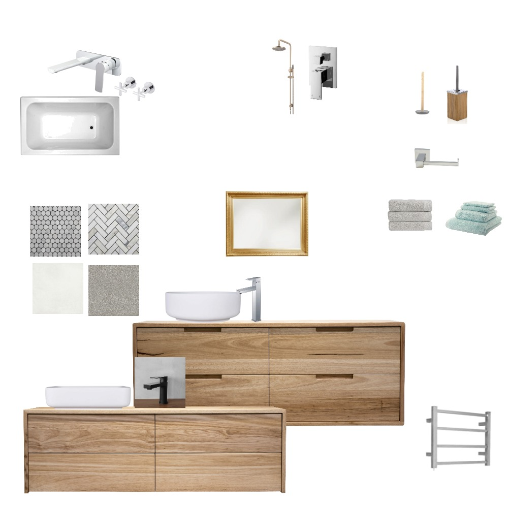 Bathroom Mood Board by Lucypdickinson on Style Sourcebook
