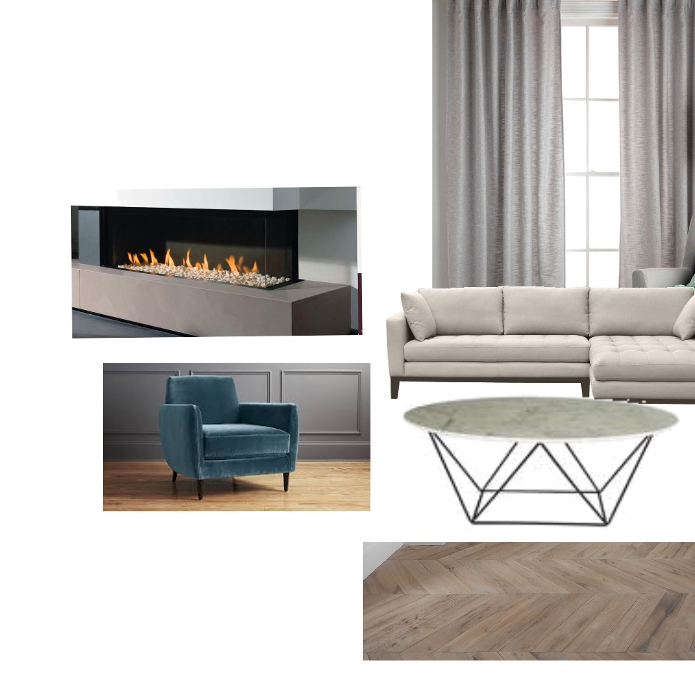 Living Room Interior Design Mood Board by Penelope on Style Sourcebook