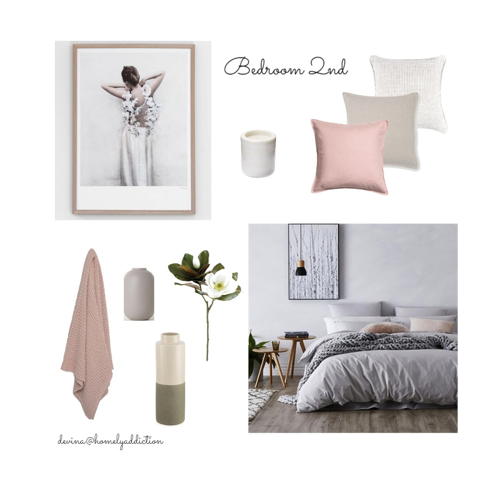 Bedroom 2nd Kavanagh Mood Board by HomelyAddiction on Style Sourcebook