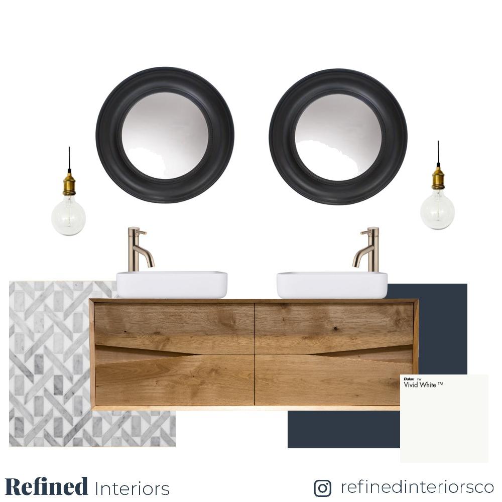 Bathroom 01. Mood Board by RefinedInteriors on Style Sourcebook